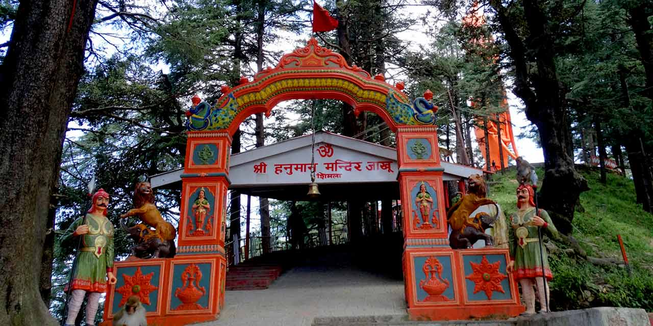 Jakhu Temple, Shimla Top Places to Visit in One Day